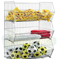 Display Basket Stands